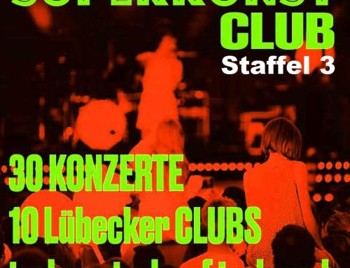 SUPERKUNST CLUB – Staffel 3