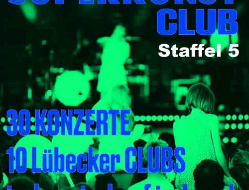 SUPERKUNST CLUB – Staffel 5