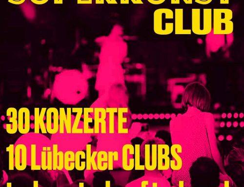 SUPERKUNST CLUB – Staffel 1