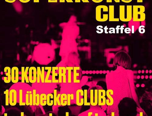 SUPERKUNST CLUB – Staffel 6
