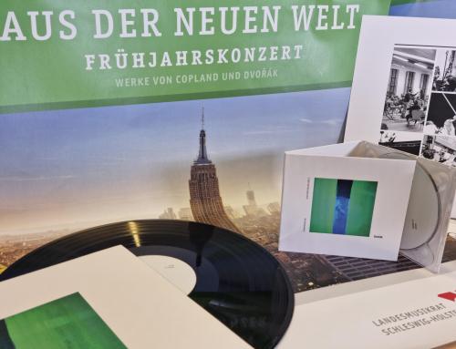 LJO-Aufnahme nun auch als Vinyl